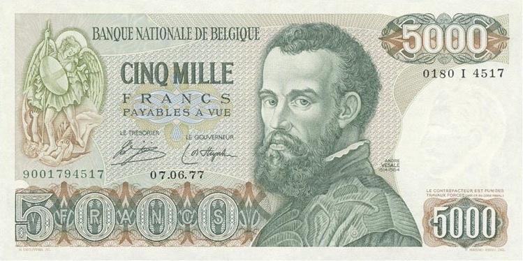 uw oude belgische franken biljetten bef omwisselen in euros