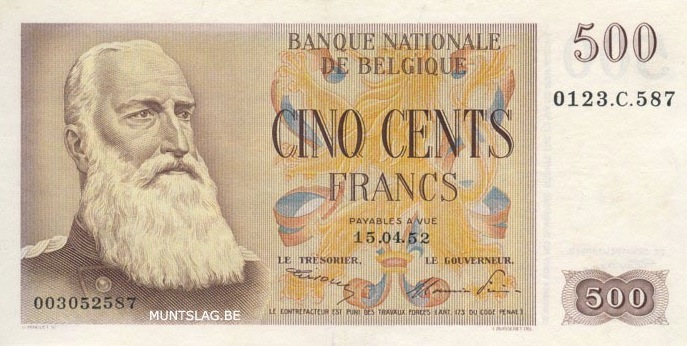 uw oude belgische frank briefjes bfr inwisselen voor euros