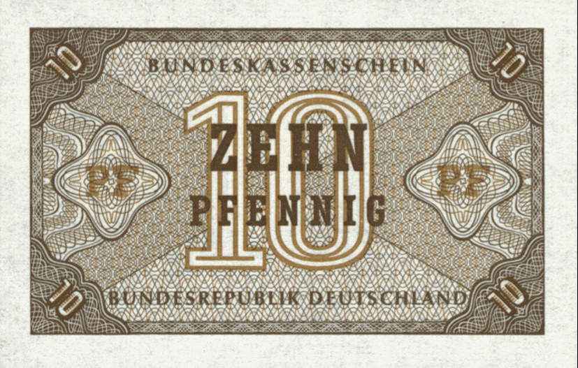 uw oude duitse marken inleveren papiergeld duitsland dm p3