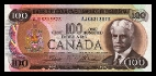 100 Canadese Dollars