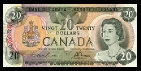 20 Canadese Dollars
