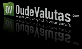 oude valutas logo diagonaal